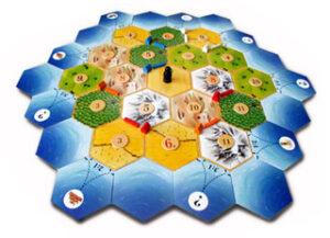 Namizna igra Naseljenci otoka Catan
