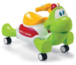 Otroški poganjalec Turbo želva