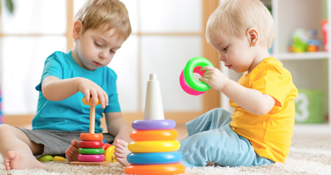 Zabavna in poučna otroška darila